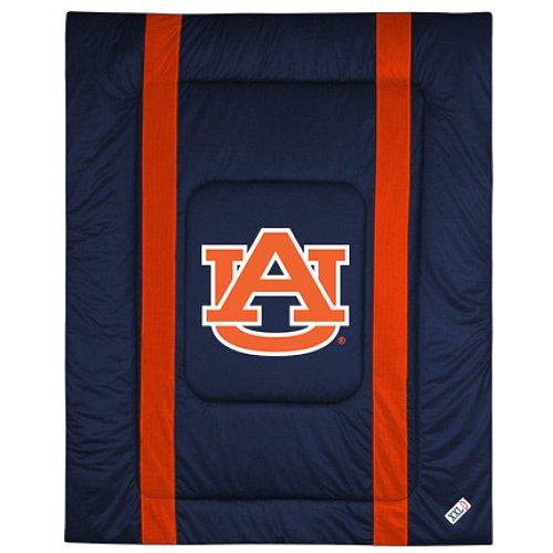 NCAA Auburn Tigers Sideline Comforter (Auburn Tigers Ncaa Comforter)