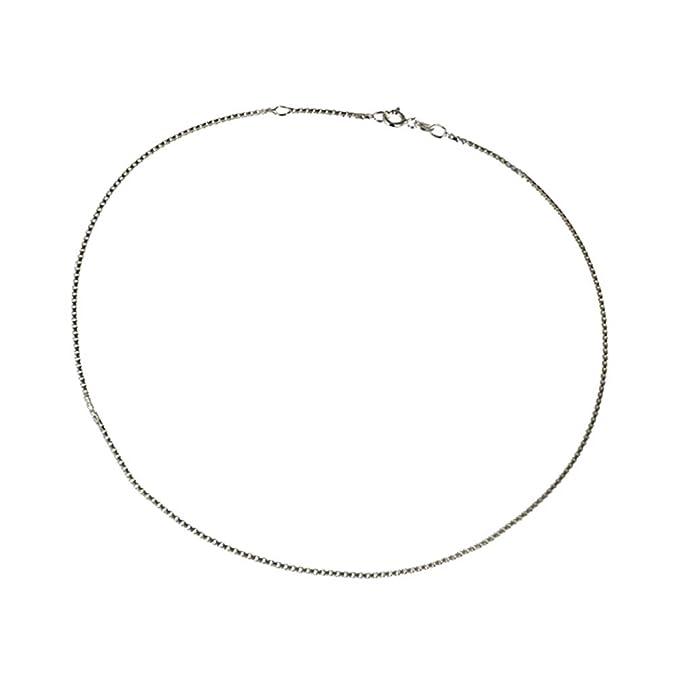 KISMA Collier Venezia Kette Länge 60cm Halskette 925er