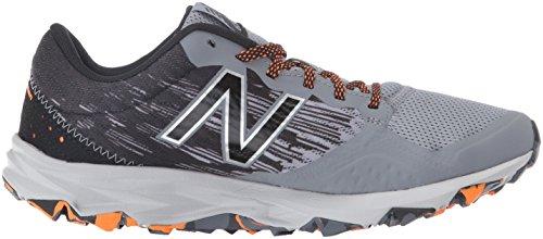 US D 7 Multicolor Balance Men Running Silver Thunder 690v2 New Trail Black Metallic Grey Shoes Black Gunmetal FOB7TWA