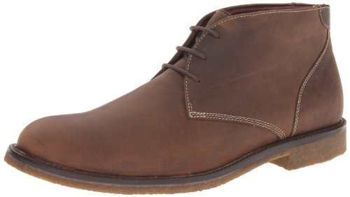 Johnston Murphy Boots (Johnston & Murphy Men's Copeland Chukka Boot,Tan Oiled Full Grain,11 M US)