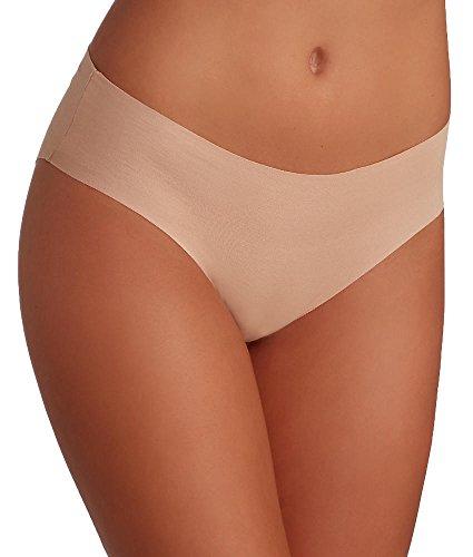Hanro Invisible Cotton Femme Beige Bikini r6rvw0q
