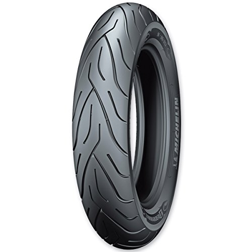 Michelin Commander II Cruiser Front Motorcycle Tires - 120/70B-21 68H 38729 by MICHELIN (Image #2)'