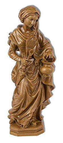 VGI Kitchen Madonna Resin Statue Wood-Tone