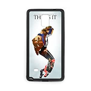 My Style I Decide Michael Jackson Nokia Lumia 520 Shell Case Cover (Laser Technology)
