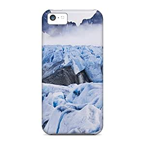 New Style Anglams Glacier Mountain Premium Tpu Cover Case For Iphone 5c