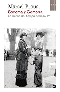 Sodoma y Gomorra par Proust
