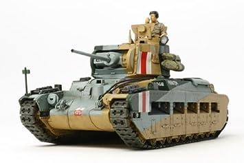 Tamiya - Maqueta Para Montar Tanque Británico Matilda MK III ...