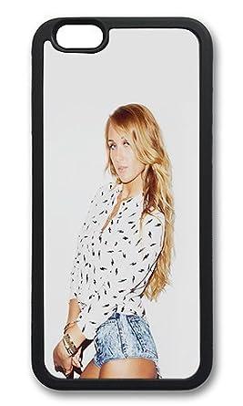iPhone 6 casos Niykee Heaton Sexy cantante Instagram - estrella de TPU para iPhone 6 11,94 cm negro: Amazon.es: Electrónica