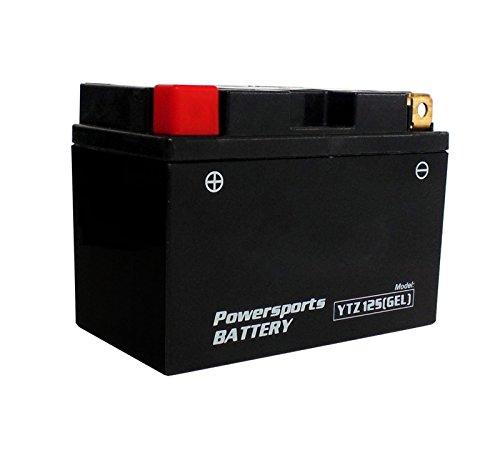YTZ12S GEL Sealed Activated Motorcycle Battery fits BMW HONDA YAMAHA