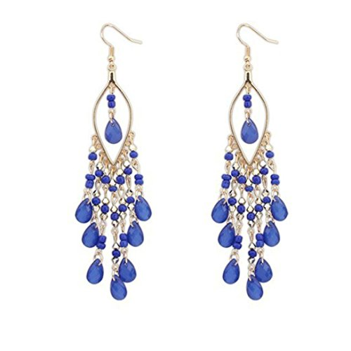 fashion-women-long-boho-beaded-teadrop-tassels-ear-stud-hook-dangle-earrings-jewelry-blue-by-variati