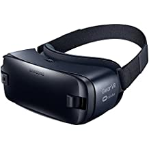 Samsung Gear VR 2016 - Virtual Reality Headset Black (SM-R323) - Latest Edition (Certified Refurbished)