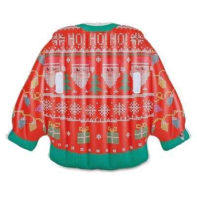 - Alpine Blast Christmas Sweater Snow Tube