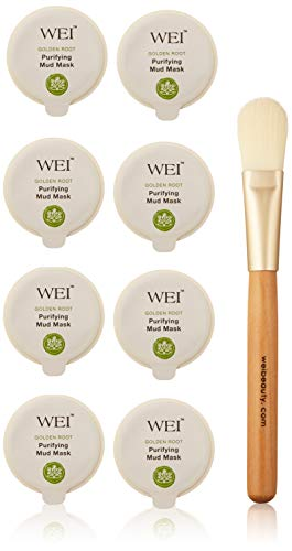 Wei Golden Root Purifying Mud Mask 2.4 oz by WEI Beauty (Image #5)