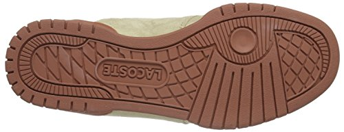 Lacoste Indiana 316 1 - Zapatillas Hombre Beige - Beige (NAT A75)