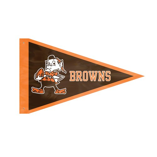 NFL Cleveland Browns Giant Pennant
