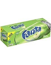 Fanta Green Apple Cans 12x355mL