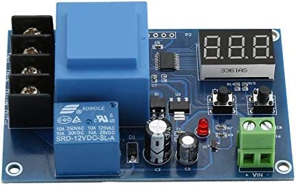 CNC Lithium Battery Charger Control Switch Charging Protection Board 3.7-120V S