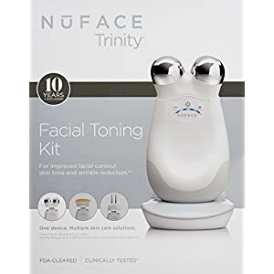 NuFACE Trinity Facial Trainer Kit, White