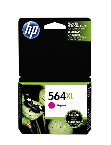 HP Magenta Original Cartridge CB324WN product image