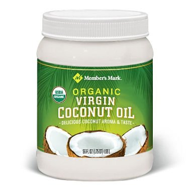 Member's Mark Organic Virgin Coconut Oil (56 oz.) by Member's Mark