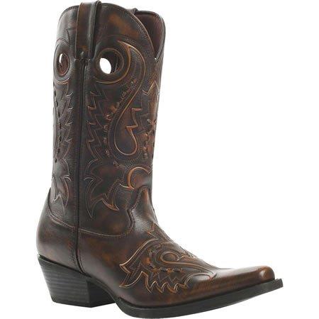 "Durango Men's 12"" Gambler Jack French Toe Western Boot-DB5433 (M11.5)"