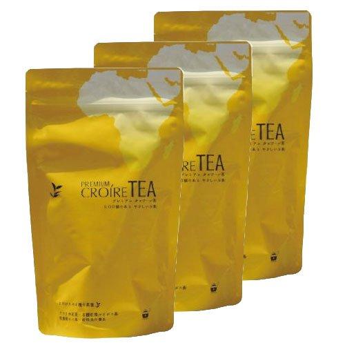 プレミアムクロワール茶 3袋セット B00MIJWIJC