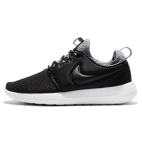 Nike W Roshe Two Se, Sneakers Basses Femme Noir