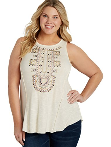 Maurices-Womens-Plus-Size-Tank-With-Embroidery-And-Beading