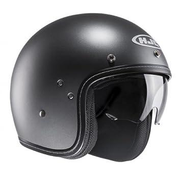 HJC 165195 X S Casco Moto, titanio, XS