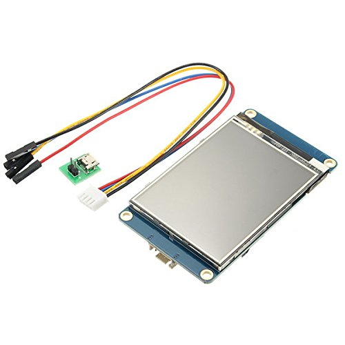Lcd Screen Module - Screen Module - NX3224T028 2.8 Inch HMI Smart USART UART Serial Touch TFT Screen Module For Raspberry Pi Kits (Tft Lcd Module) by Unknown