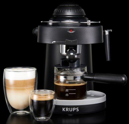 krups steam espresso machine