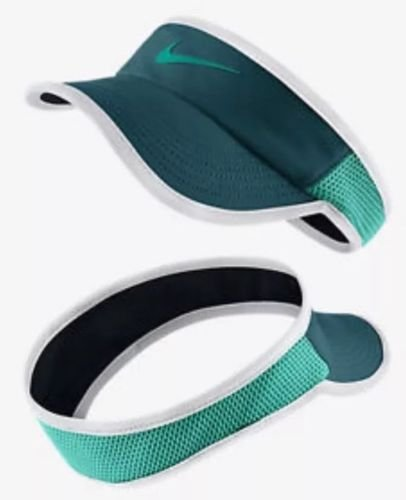 Image Unavailable. Image not available for. Color  Womens Nike Arobill  Featherlight Tennis Visor 6d622f31492