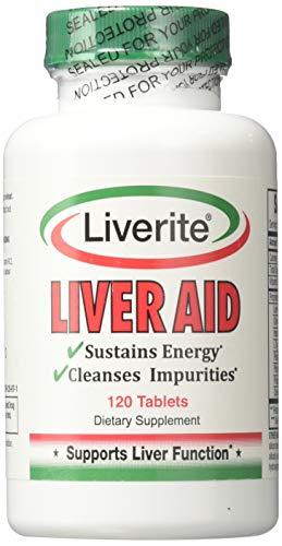 LIVERITE LIVERITE Liver AID, 120 TAB