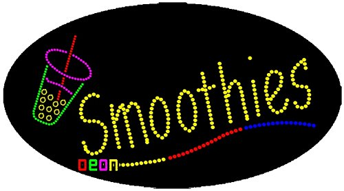 Smoothies Sign Led - 15