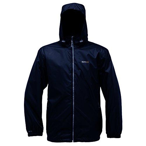 Men's Regatta II Lyle Jacket Black Waterproof Yd0Ow