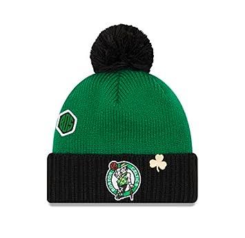 A NEW ERA Era Boston Celtics 2018 NBA - Gorro de Punto 4f7cda92fdd