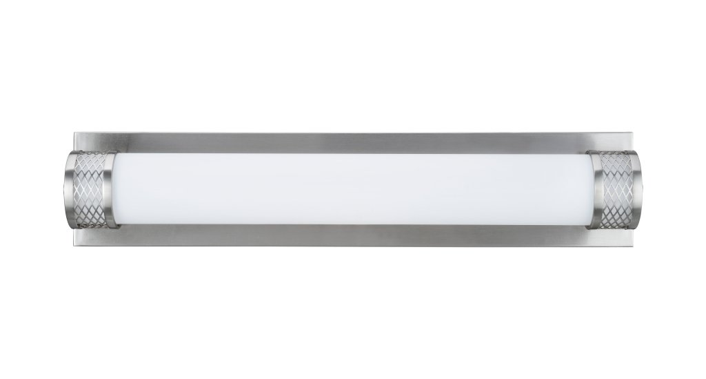 Led Bathroom Vanity Light Fixtures: Aspen Creative 62050 Metal LED Bathroom Vanity Wall Light