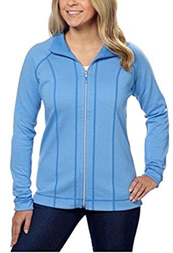 Kirkland Signature Ladies' Reversible Full Zip Jacket - - Cool Springs Galleria