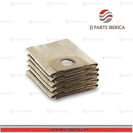 JJ PARTS IBÉRICA Pack 10UD Bolsas Aspirador LAVOR Taurus PR ...