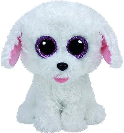 TY- Peluche, juguete, Color blanco, 15 cm (United Labels Ibérica 37175TY) , color/modelo surtido: Amazon.es: Juguetes y juegos