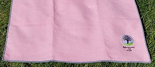 Yoga Mat Towel Slipping Absorbent