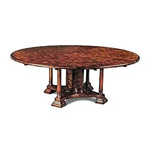 Amazon.com - Extra Large Round to Round Perimeter Table ...