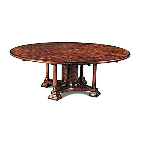 Amazon.com - Extra Large Round to Round Perimeter Table, Expandable ...