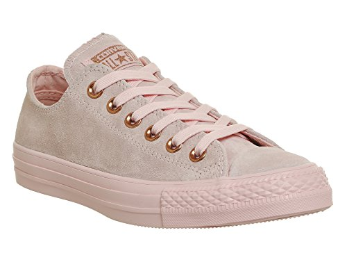 Sneaker Ox Mouse Pink Unisex Core Converse Taylor Vapour Lea adulto Chuck Aqw6XI