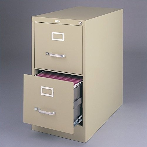 2-Drawer Commercial Letter Size File Cabinet Finish: Putty by CommClad