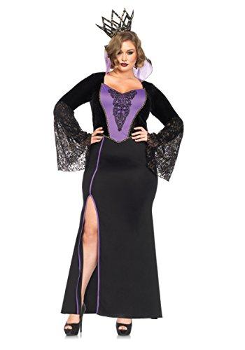 Leg Avenue Women's Plus-Size 2 Piece Evil