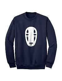 Indica Plateau No Face Unisex Adult Sweatshirt