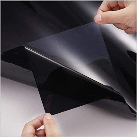 OTOLIMAN Uncut Roll Window Tint Mirror Film UV 20 Inches x 20Feet Car Home Office Glass Scratch Resistant Film,for privacy and heat reduction