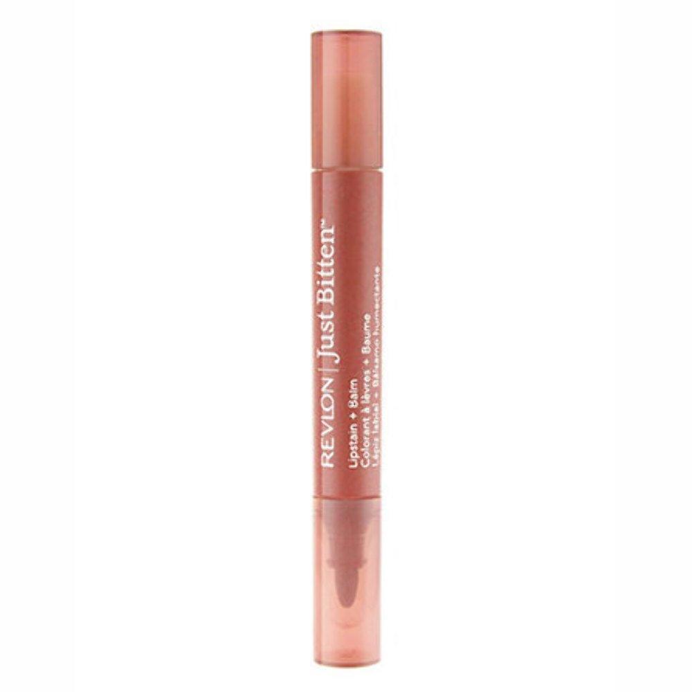 Revlon Just Bitten Lipstain Plus Balm Dawn 014 Ounce Balen Top Pink Beauty