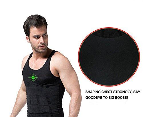 FitnessSun - Mens Tights Undershirt